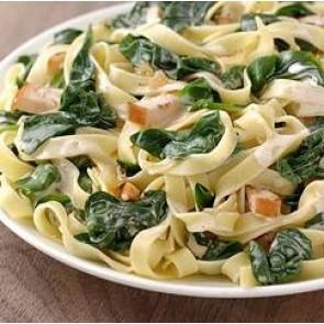 slim-pasta-tagliatelle-met-zalm-en-spinazie-recept